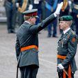 Le roi Willem-Alexander des Pays-Bas remettait le 4 décembre 2014 à La Haye, en présence de son épouse la reine Maxima,  les insignes de l'ordre militaire de Guillaume au major  Gijs Gardener  pour ses actions héroïques en Afghanistan