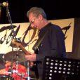 "Le guitariste Marius ""Mimi"" Lorenzini en 2013"