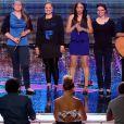 """Warm Touch Music - """"La France a un incroyable talent 2015"""" sur M6. Mardi 16 décembre 2014."""