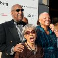 Bill Cosby, Ruby Dee et Camille Cosby à New York, le 8 juin 2009.