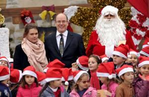 Prince Albert de Monaco: Papa comblé et Père Noël à la folie avec neveu et nièce