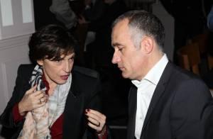 Audrey Pulvar et Guy Lagache: Élégants pour un gala en l'honneur de Shimon Peres