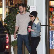 Christina Aguilera: Courses de Noël en amoureux avant son grand retour en 2015