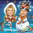 En 2011, Fergie et Josh Duhamel avaient voulu faire rire avec une carte de voeux originale