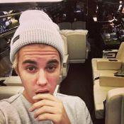 Justin Bieber : Crâneur avec son cadeau que vous ne pourrez jamais vous payer...