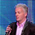 Hervé, fan de Claude François, dans Incroyable Talent 2015, le mardi 30 décembre 2014.