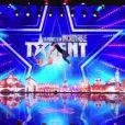 Hugo et Katarine, dans Incroyable Talent 2015, le mardi 30 décembre 2014.