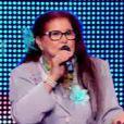 Tata Milouda, dans Incroyable Talent 2015, le mardi 30 décembre 2014.