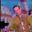 La fauconnerie Marche et ses aigles, dans Incroyable Talent 2015, le mardi 30 décembre 2014.