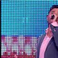 Martin Dubé, dans Incroyable Talent 2015, le mardi 30 décembre 2014.