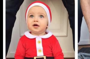Iker Casillas et Sara Carbonero : Martin fête ses 1 an après leur premier Noël