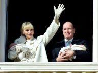 Charlene et Albert de Monaco: Gabriella et Jacques au grand jour, quelle liesse!