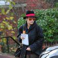 Rita Ora à Londres, le 6 janvier 2015.