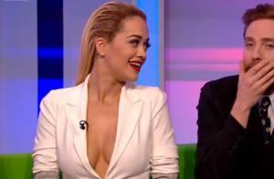 Rita Ora : La coach de The Voice UK critiquée pour sa tenue osée