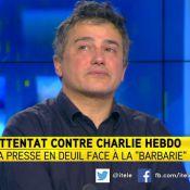 Charlie Hebdo - Patrick Pelloux, terriblement poignant : 'J'ai perdu les miens'