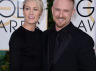 Robin Wright de nouveau en couple avec Ben Foster ? Si beaux aux Golden Globes