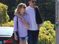 Topher Grace et sa petite amie Ashley Hinshaw se sont fiancés !