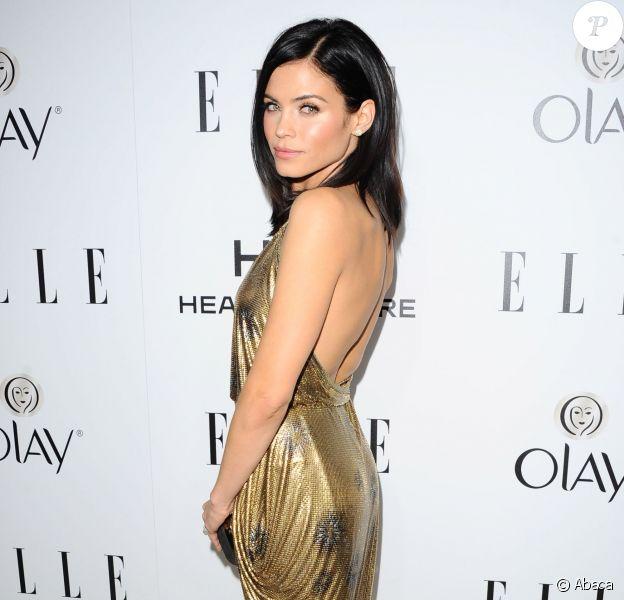 Jenna Dewan au dîner Elle Women In Television Celebration organisé à Los Angeles, le 13 janvier 2015.