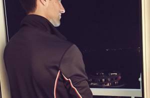 Novak Djokovic : Pause tendresse avec son petit Stefan pour l'heureux papa