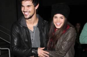 Taylor Lautner : Le beau gosse de Twilight est à nouveau célibataire !