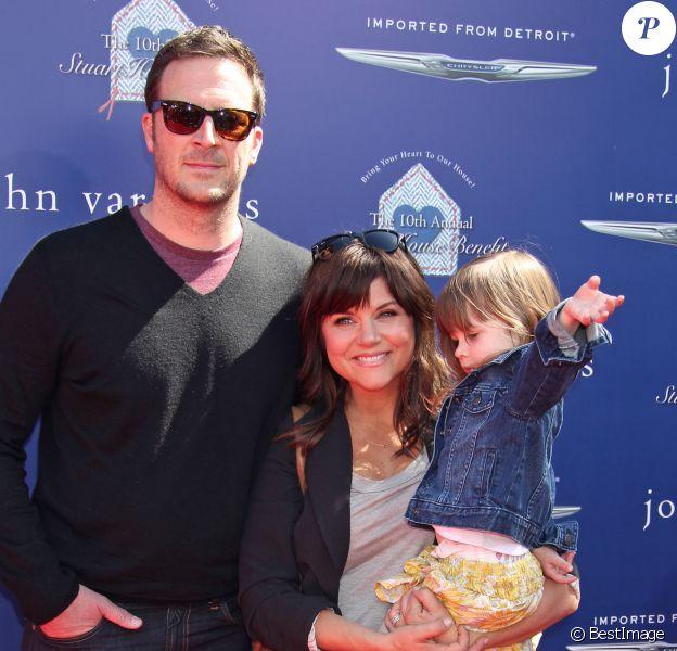 """Tiffani Thiessen à la 10e soirée annuelle """"Stuart House Benefit"""" à la boutique John Varvatos à Los Angeles, le 10 mars 2013."""
