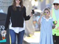 Jennifer Garner : Pause glacée avec Violet avant de retrouver son père adoptif