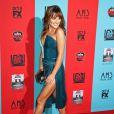 """Lea Michele - Avant-première de la saison 4 d'American Horror Story, intitulée """"Freak Show"""", au Chinese Theatre à Los Angeles, le 5 octobre 2014."""