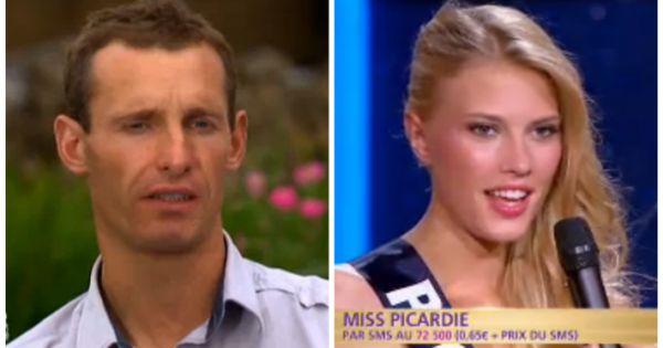 Franck (L'amour est dans le pré) et une jolie Miss France réunis en ... - Pure People