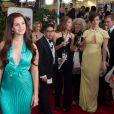 Lana Del Rey à la cérémonie des Golden Globe Awards à Los Angeles, le 11 janvier 2015.