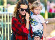 Alessandra Ambrosio et Lily Aldridge: Mamans au top pour une journée chez Mickey