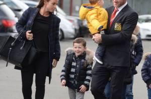 Wayne Rooney : Son fils Kai, digne successeur de Michael Jackson