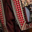 Défilé homme Valentino automne-hiver 2015-2016 à l'hôtel Salomon de Rothschild. Paris, le 21 janvier 2015.