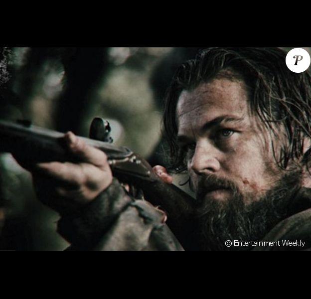 Leonardo DiCaprio dans The Revenant.