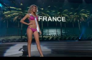 Camille Cerf pour Miss Univers : En bikini, elle dévoile son corps de rêve !