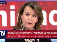 Juan Carlos Ier d'Espagne: Sa fille cachée Ingrid Sartiau parle pour la 1re fois