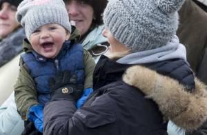 Zara Phillips : Maman radieuse avec sa fille Mia, qui vient d'avoir 1 an