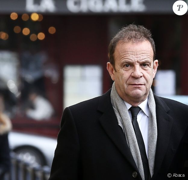 Francois-Marie Banier - Troisième jour du procès Bettencourt au tribunal de Bordeaux, le 26 janvier 2015.