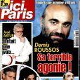 """""""Ici Paris"""" du 28 janvier 2015."""