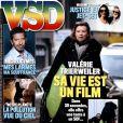 Magazine  VSD  en kiosques le 29 janvier 2015.