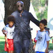 Seal : Papa poule pour ses fils Henry et Johan, deux as du football