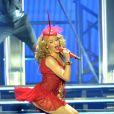 """Exclusif - Concert de Kylie Minogue """"Kiss Me One Tour 2014"""" au Palais Omnisports de Paris Bercy, le 15 novembre 2014."""