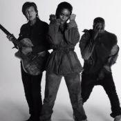 Rihanna et Kanye West : Débordants d'énergie dans le clip de FourFiveSeconds