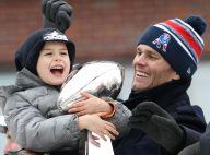 Gisele Bündchen : Son petit Benjamin fête le Super Bowl avec son papa Tom Brady
