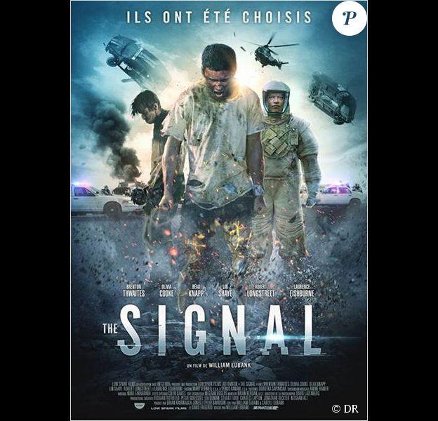 Affiche du film The Signal avec Brenton Thwaites