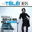 Magazine  Télé Obs , en kiosques le 5 février 2015.