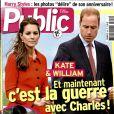 Magazine  Public  en kiosques le 6 février 2015.
