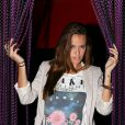 """Vanessa Lawrens - Soirée de lancement de la chaîne """"Tv Penthouse Black"""" au Penthouse Club à Paris, le 18 septembre 2014."""