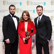 BAFTA 2015, le palmarès : Boyhood, The Grand Budapest Hotel, Julianne Moore...