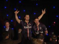 Zlatan Ibrahimovic au Grévin : La star sous le charme de son double de cire