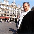 Roger Hanin à Bruxelles en 2000